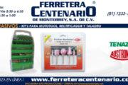 Kits para Mototools, rectificador y taladro