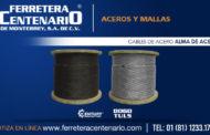 Cables de acero - Alma de acero