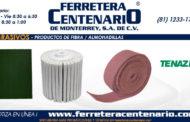 Productos de fibra - Almohadillas