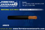 Cables Eléctricos - Porta electrodos
