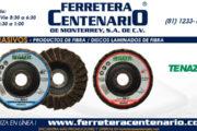 Discos laminados de fibra