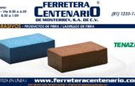 Ladrillos de fibra - Abrasivos