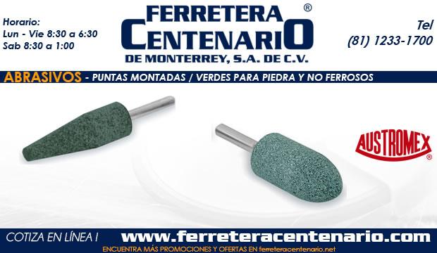 puntas montadas verdes ipedra noferrosos piedra ferretera centenario monterrey mexico abrasivos
