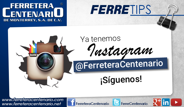 instagram redes sociales ferreteria ferretera centenario monterrey mexico tienda herramientas