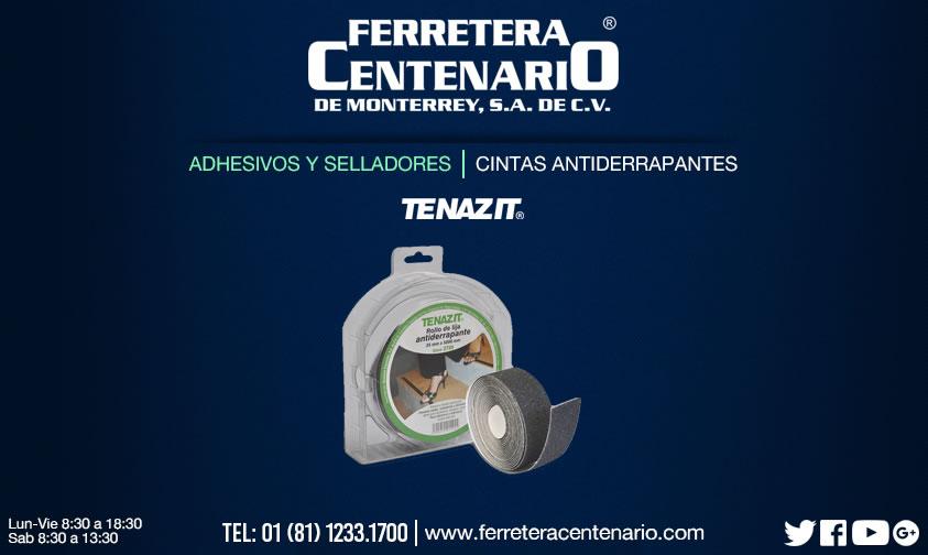 cintas antiderrapantes adjesivos selladores ferreteraa centenario monterrey mexico herramientas tienda