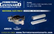Riel Unicanal - Soportería de Material Eléctrico