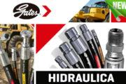 Herramientas hidráulicas de la marca Gates