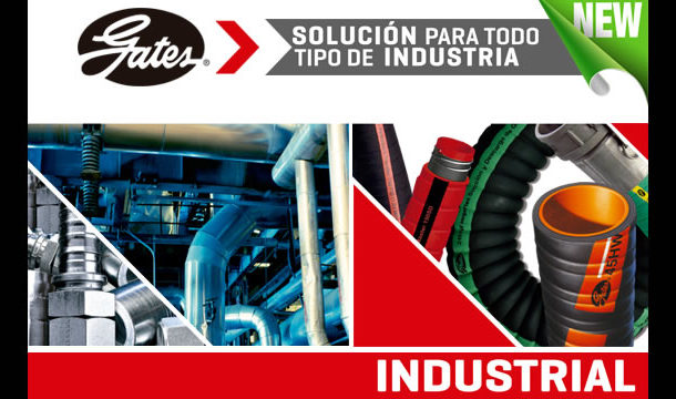Herramientas Industriales marca Gates