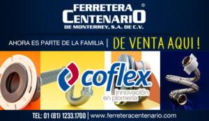 Coflex ferretera centenario monterrey mexico plomeria plomero herramientas