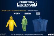 Impermeables - Equipos de seguridad y protección personal