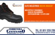 Nueva imagen de botas dieléctricas marca Century Industrial Tools