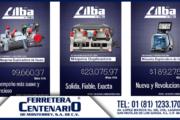 Máquinas duplicadoras de llaves marca Alba