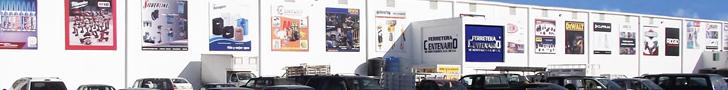 tienda de herramientas Ferretera Centenario de Monterrey