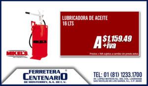lubricante de aceite ferretera centenario monterrey mexico oferta