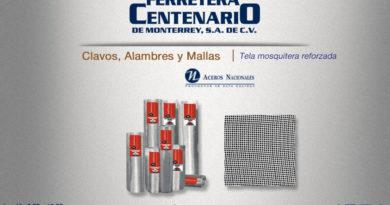 tela mosquitero reforzado ferretera centenario monterrey mexico