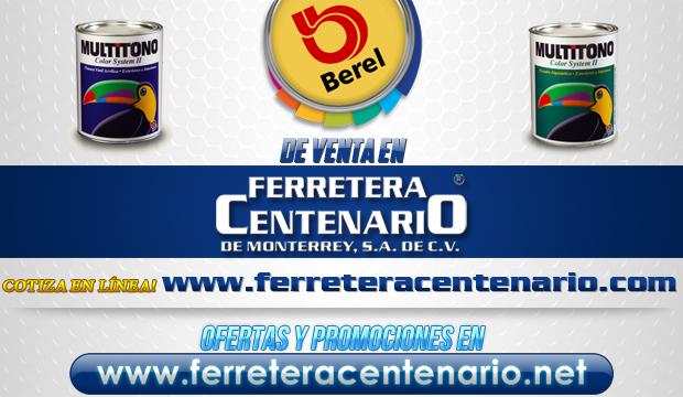 Berel Multitono » Tienda de Herramientas - Ferretera Centenario - La Ferretería más grande de Monterrey