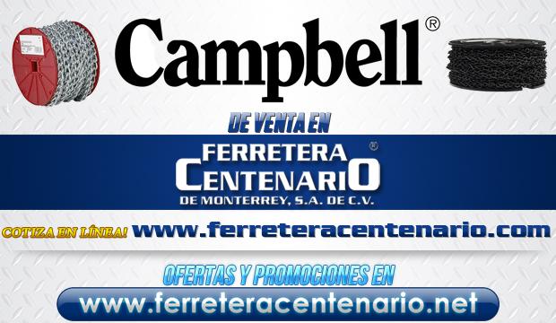 Campbell » Tienda de Herramientas - Ferretera Centenario - Ferretería de Monterrey