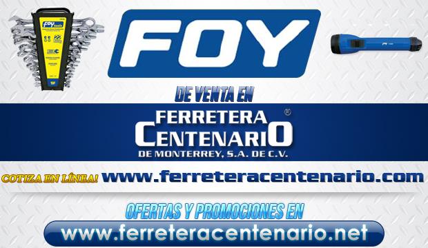 Foy venta en Monterrey