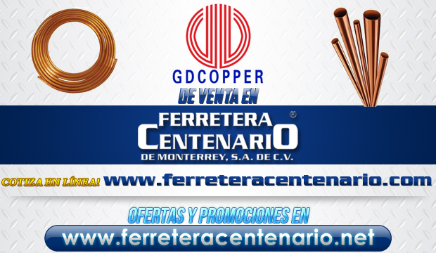 GD Copper venta en Monterrey