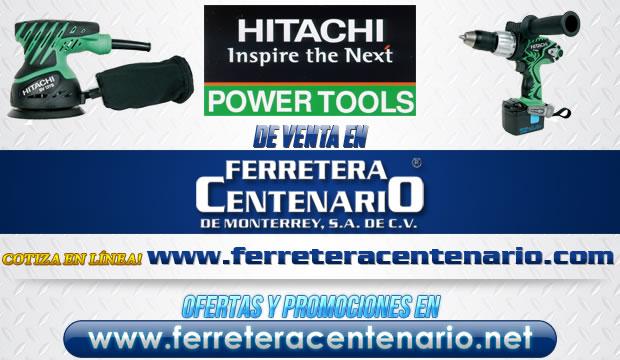 herramientas hitachi venta Monterrey