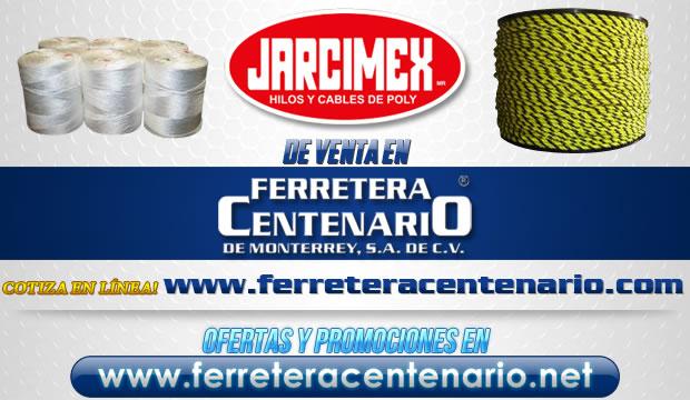 hilos cables poly Jarcimex