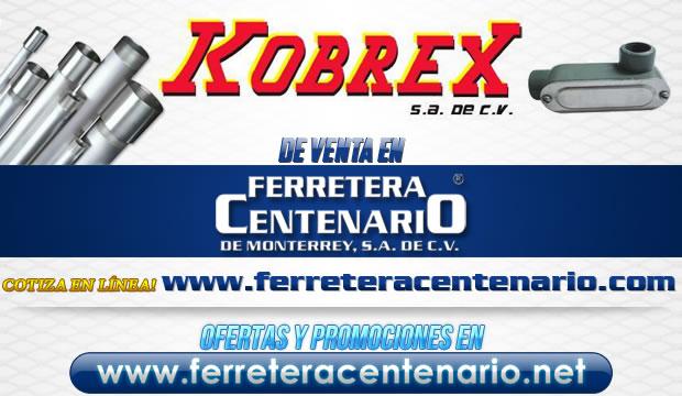 Kobrex venta Monterrey