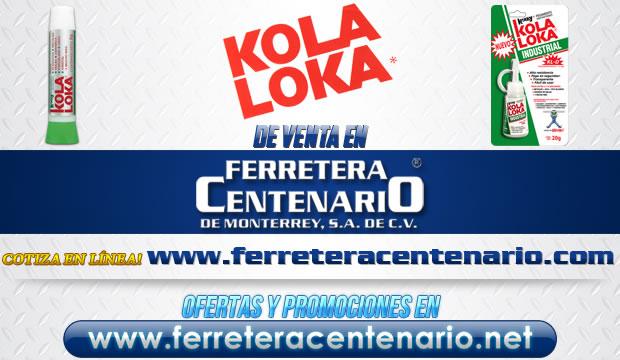 Kola Loka venta Monterrey