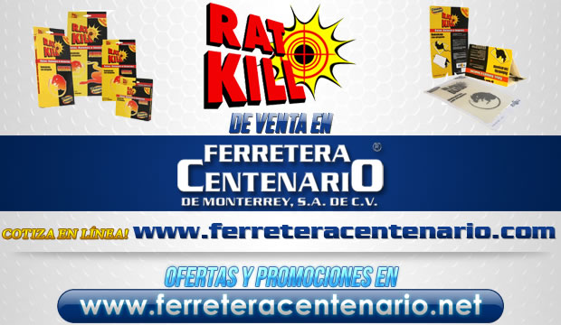Rat Kill venta Monterrey mexico