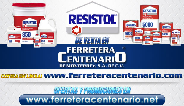 Resistol venta Monterrey Mexico pegamentos