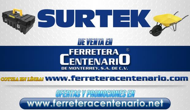 Surtek, venta en Monterrey Mexico
