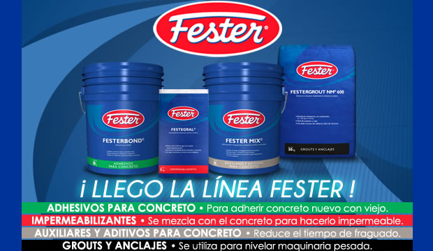 Fester Monterrey Mexico Ferretera Centenario