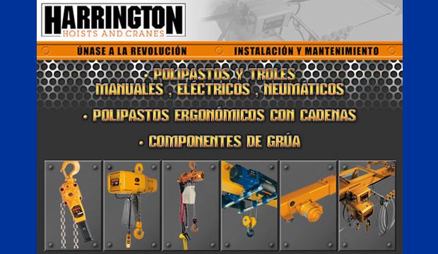 polipastos y troles, gruas, manuales, electricos, neumaticos, ergonomicos Monterrey