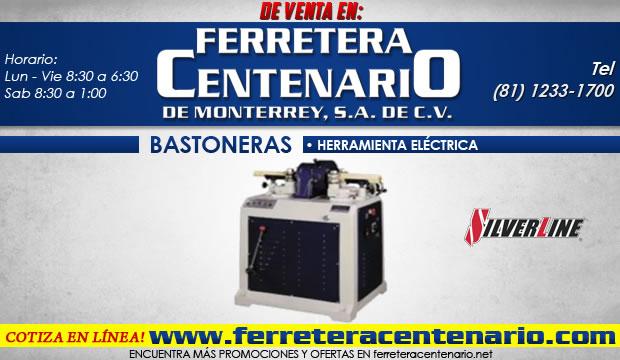 bastoneras electricas ferretera centenario de monterrey venta precio