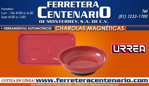 charolas magneticas ferretera centenario de monterrey