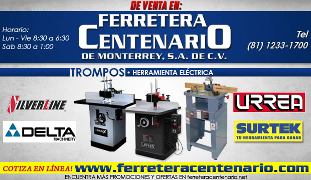 trompos herramientas electricas ferretera centenario de monterrey
