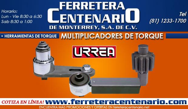 multiplicadores de torque ferretera centenario de monterrey herramientas manual