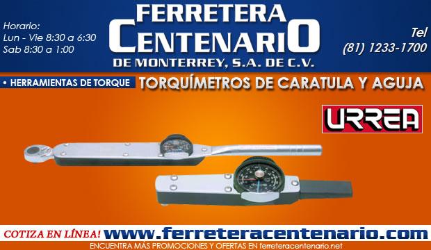 torquimetros de caratua y aguja analogos ferretera centenario de monterrey herramientas manuales de torque