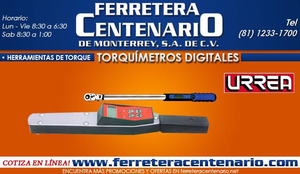 torquimetros digitales ferretera centenario de monterrey herramientas manuales de torque