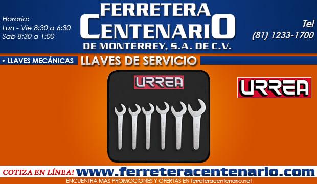llaves de servicio ferretera centenario de monterrey herramientas