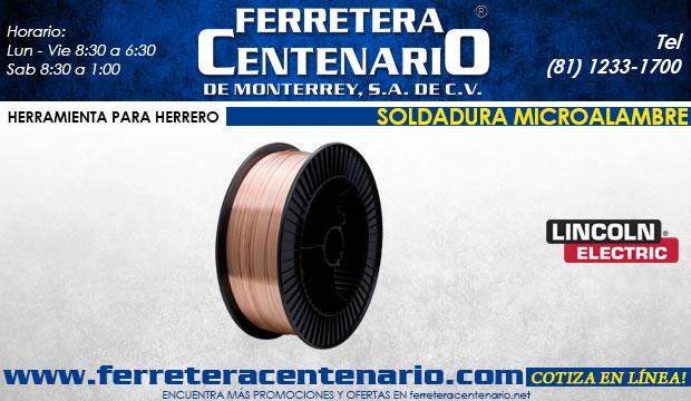 soldaduras microalambre ferretera centenario de monterrey herramientas herrero