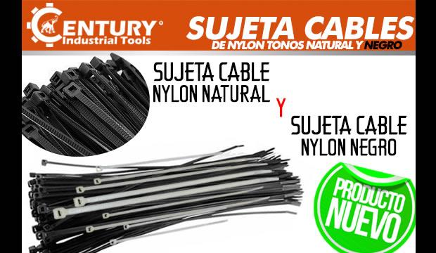 sujeta cables marca century industrial Tools ferretera centenario de monterrey mexico nylon