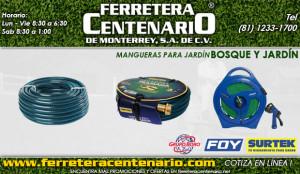 mangueras para jardin ferretera centenario de monterrey mexico bosque y jardin