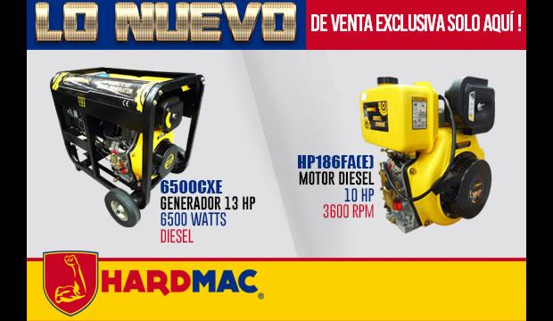 generador motor diesel ferretera centenario de monterrey mexico herramientas tienda