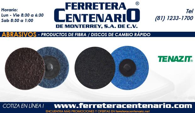 productos de fibra cambio rapido ferretera centenario monterrey mexico