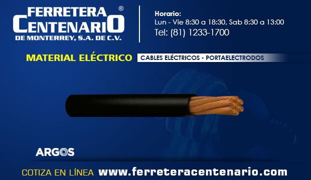 cbles electricos materiales porta electrodos ferretera centenario monterrey mexico herramientas