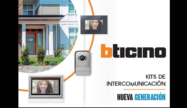 kits intercomunicacion bticino ferretera centenario monterrey mexico