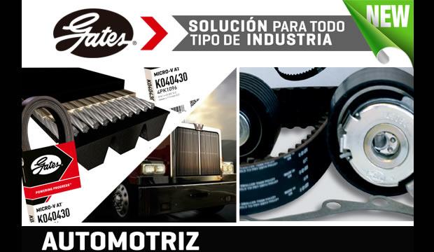 herramientas automotriz Gates Ferretera Centenario Monterrey México