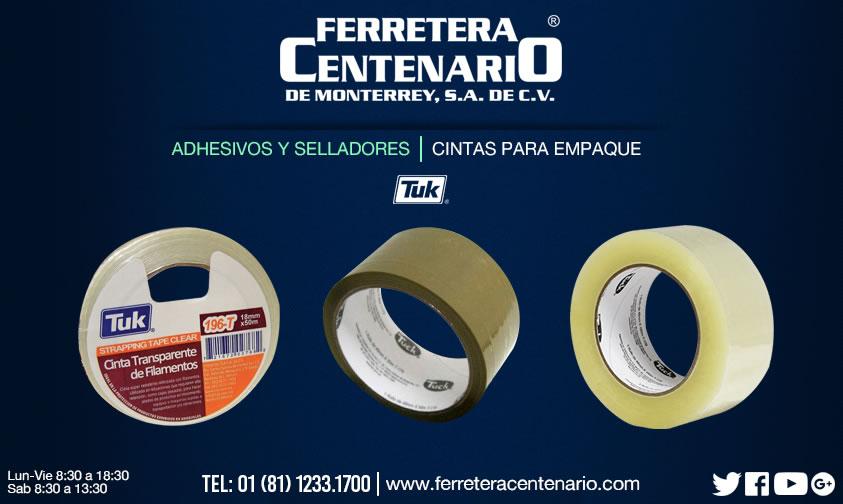 cintas empaque ferretera centenario monterrey mexico