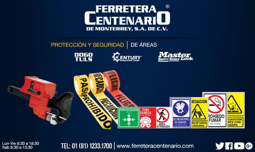 equipo proteccion seguridad areas dogo tuls century industrial tools ferretera centenario monterrey mexico