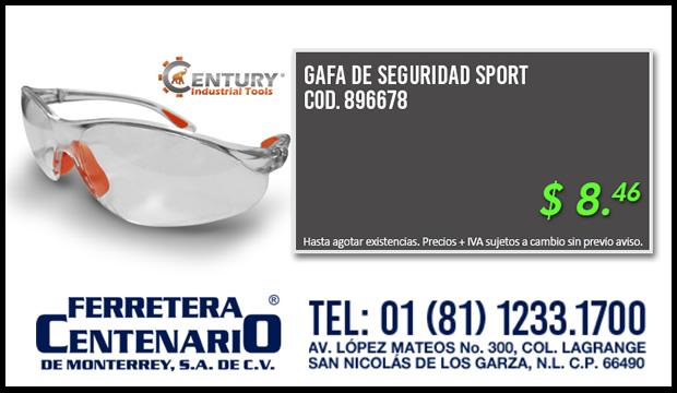 century industrial tools ferretera centenario de monterrey gafas seguridad sport
